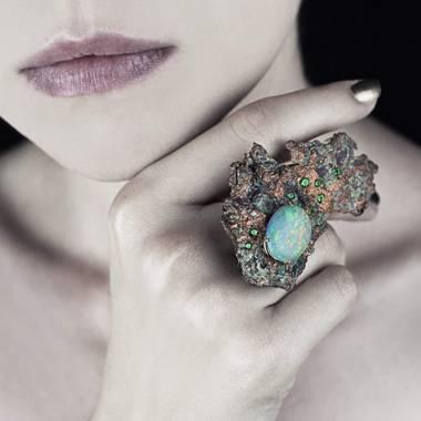 小熊座戒指