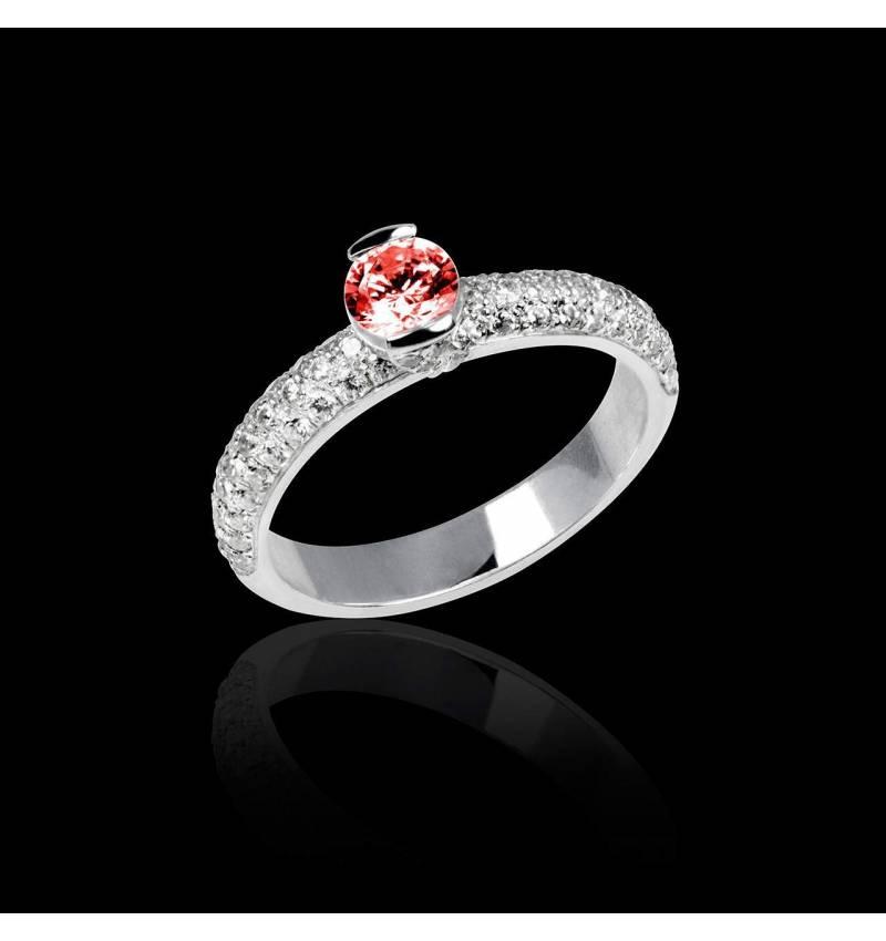 俄耳甫斯 红宝石戒指