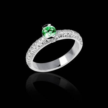 俄耳甫斯 祖母绿戒指