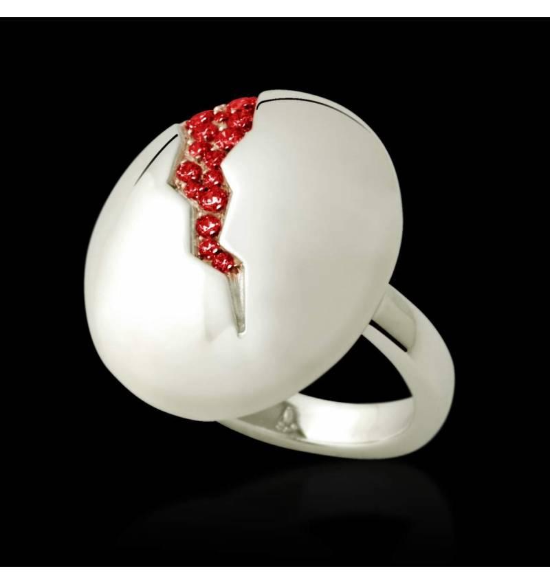 Quake 红宝石戒指