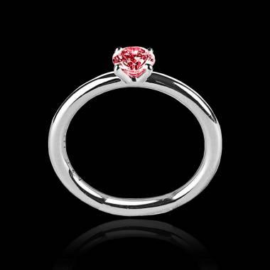 安雅  单颗红宝石戒指