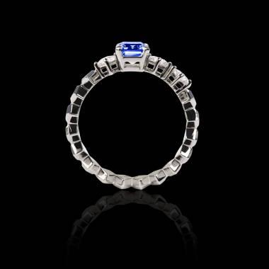 Elsa 蓝宝石戒指