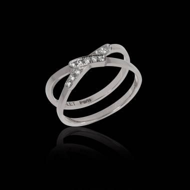 蒂芙尼钻石戒指