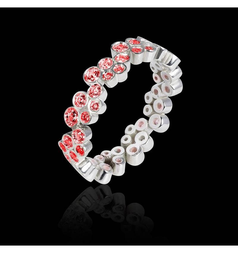 海王星 红宝石戒指