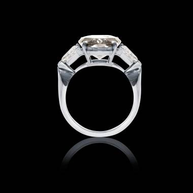 斯蒂芬妮 钻石戒指