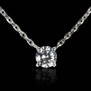 Around me 钻石项链