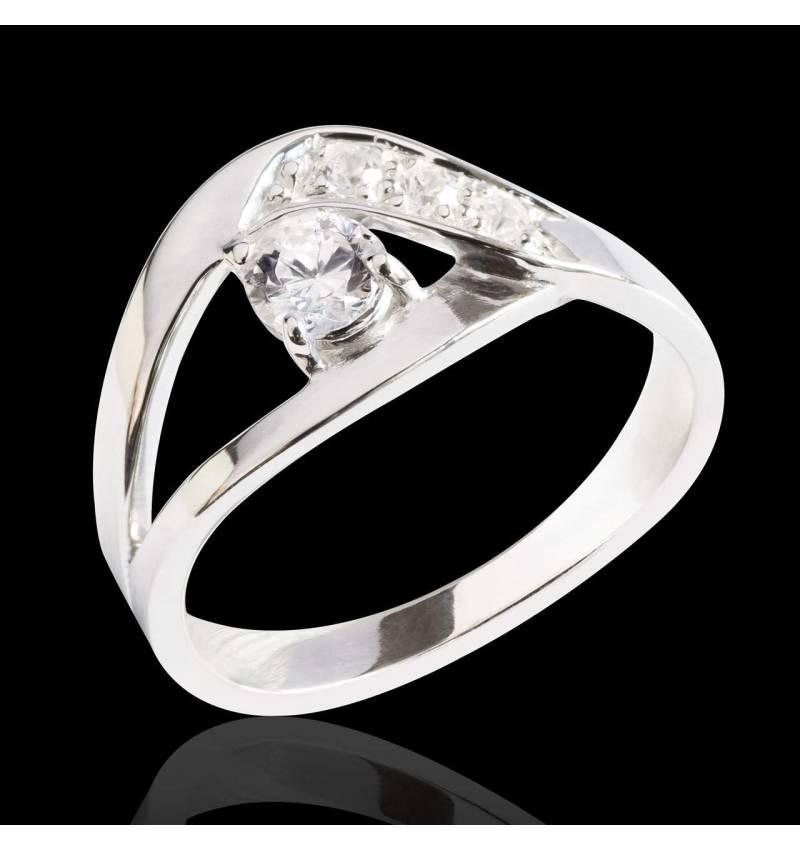安娜艾拉 订婚戒指
