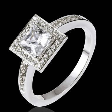 佩兰 钻石戒指