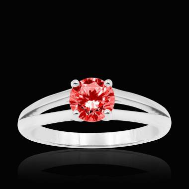 Bague rubis Lina