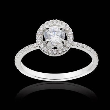 Bague diamant Isaure