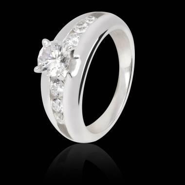 Bague diamant Léa