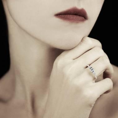 Bague Diamant Mila