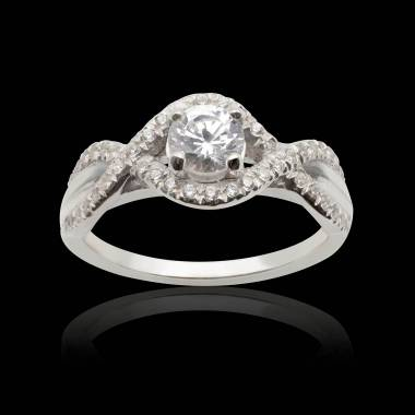 Bague diamant Juliette