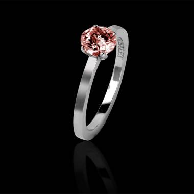 Bague Spinelle rouge Judith solo