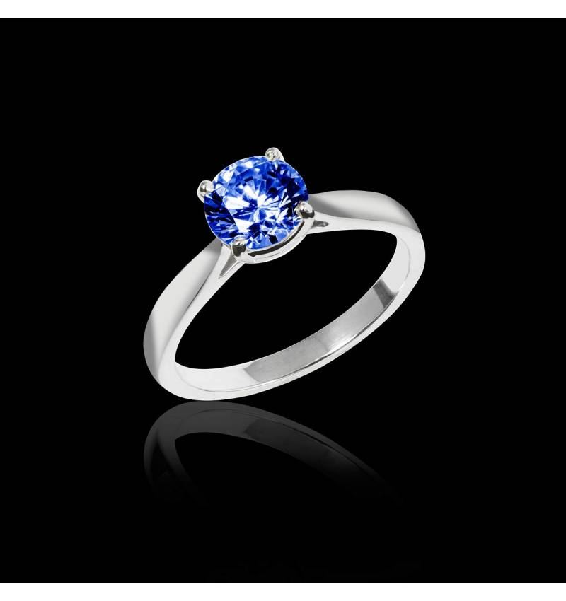 Bague Tanzanite Angela solo