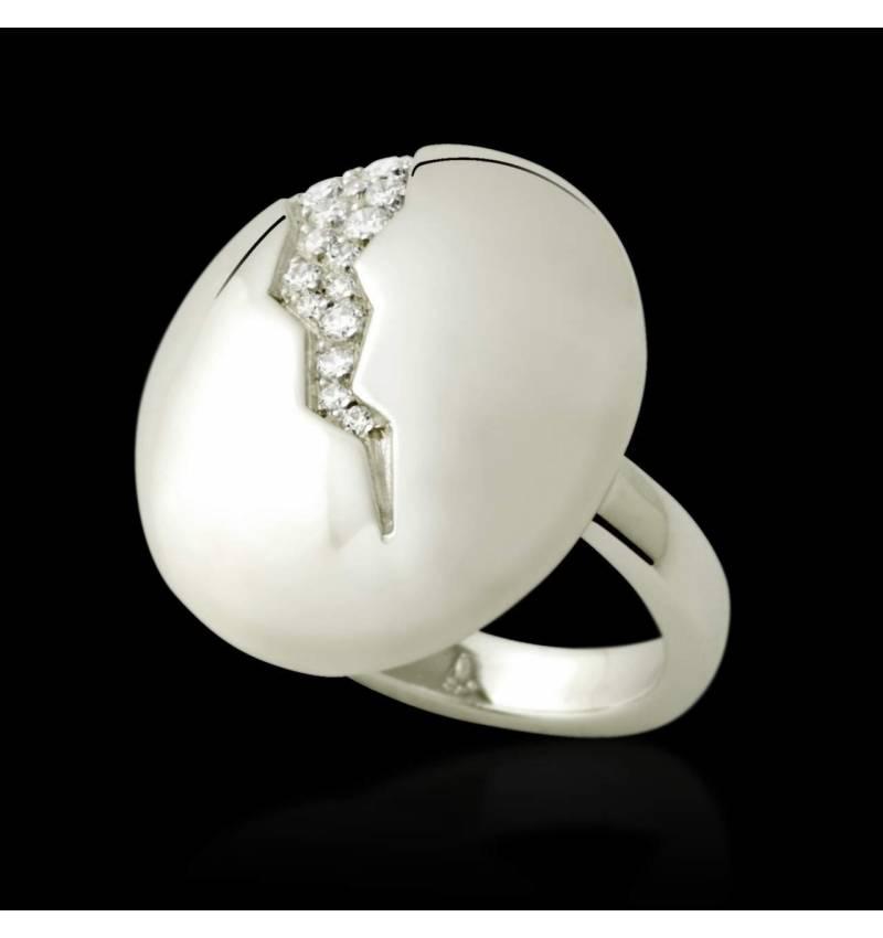 Quake钻石戒指