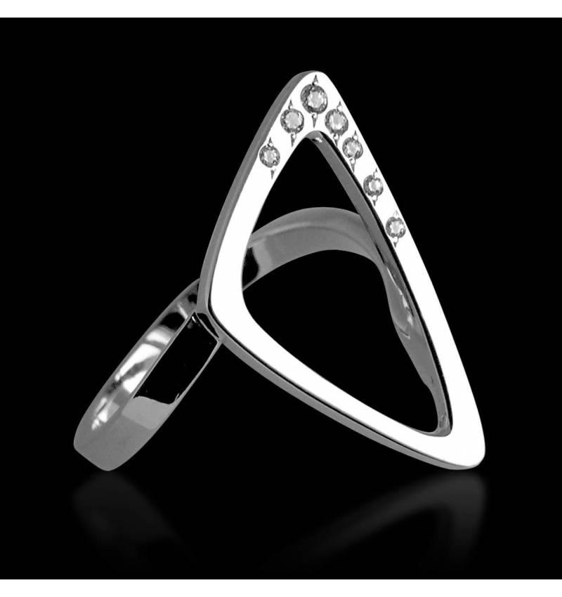 三维 钻石戒指